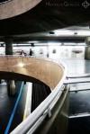 As belas formas da estação Sé do metrô paulistano sempre me fascinaram.