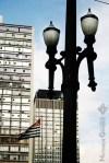 Amo esses antigos postes de luz.
